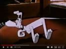 The Coo-Coo Bird Dog H-B BOING, CARTOON - WACKY SPROING