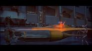Star Wars Episode I The Phantom Menace SKYWALKER, BULLET - RICOCHET SCREAM WITH DECAY