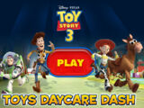 Toy Story 3: Toys Daycare Dash (Online Games)
