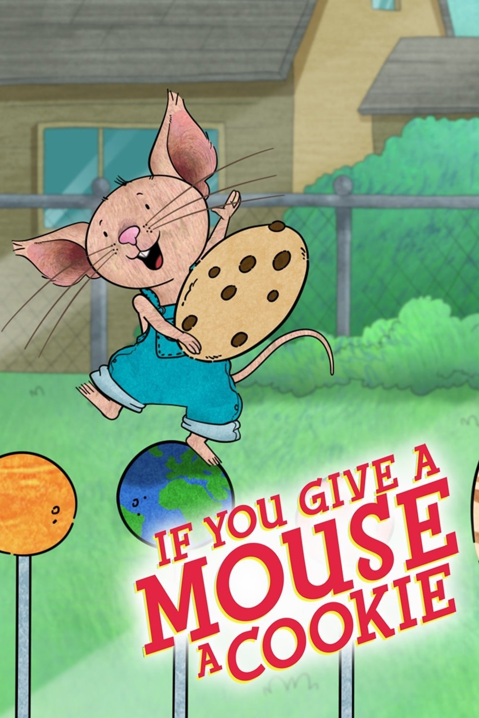 If You Give A Mouse A Cookie (TV Series)