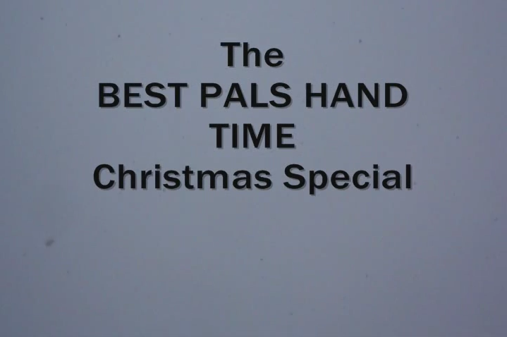 The Best Pals Hand Time Christmas Special (2013)