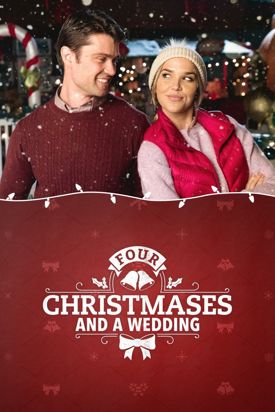 Four Christmases and a Wedding (2017)