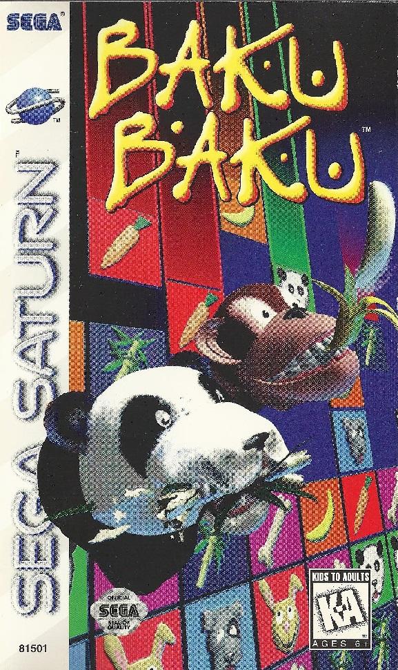 Baku Baku Animal