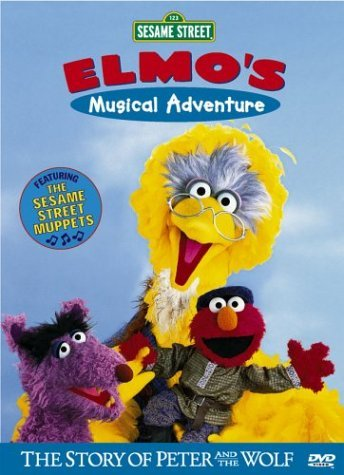 Elmo's Musical Adventure: The Story of Peter and the Wolf (2001)