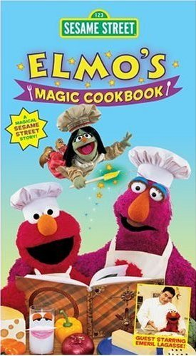 Elmo's Magic Cookbook (2001) (Videos)