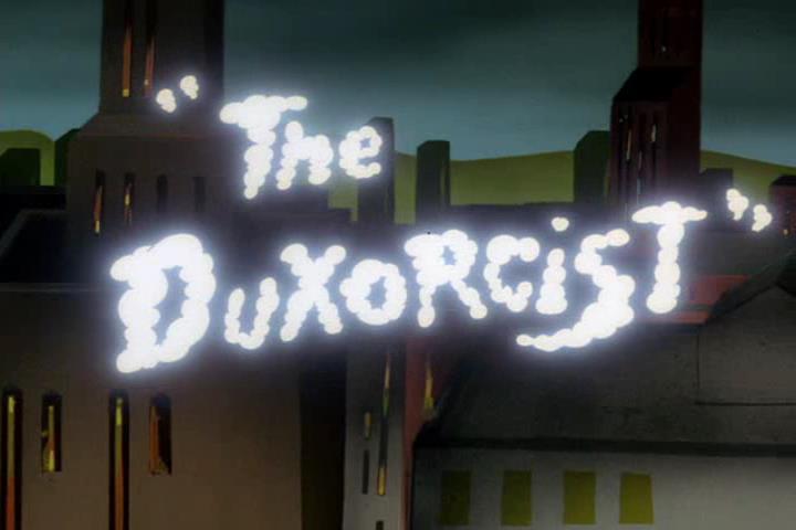 The Duxorcist (1987 short)