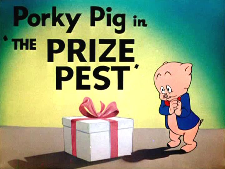 The Prize Pest
