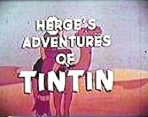 Hergé's Adventures of Tintin