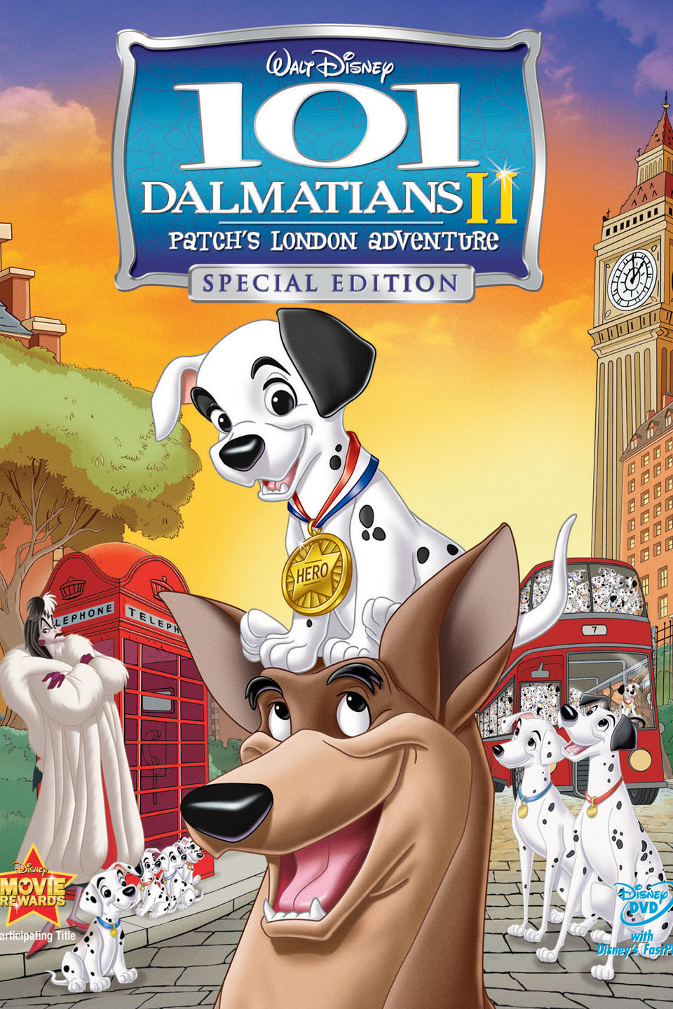 101 Dalmatians 2: Patch's London Adventure (2003)
