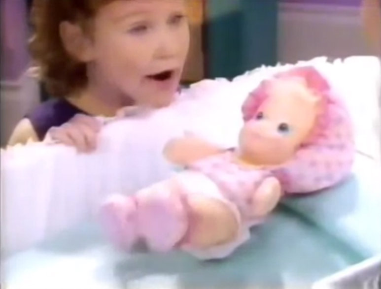 Baby Wiggles 'n Giggles Doll (1996)