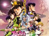 JoJo's Bizarre Adventure: Eyes of Heaven