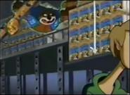 Post Cereals Ad Scooby Doo RICOCHET - TUBE ARRIVE, 02