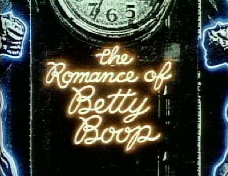 The Romance of Betty Boop (1985)
