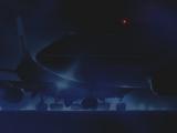 Anime Airplane Pass By Sound