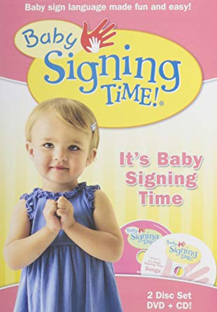 Baby Signing Time: It's Baby Signing Time (2005)