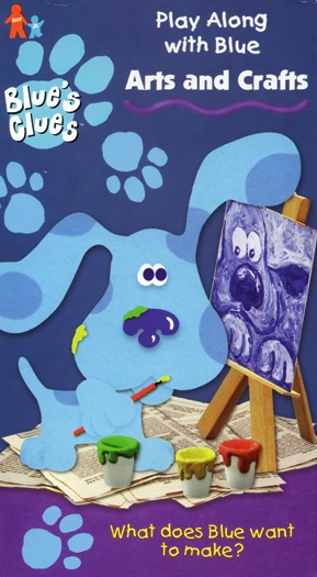 Blue's Clues: Arts and Crafts (1998) (Videos)