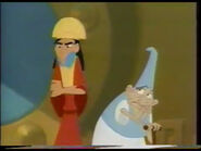 Emperor's New Groove TV Spot BOING, CARTOON - HOYT'S BOING