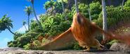 Moana Trailer Hollywoodedge, Bird Hawk Single Scre PE020801