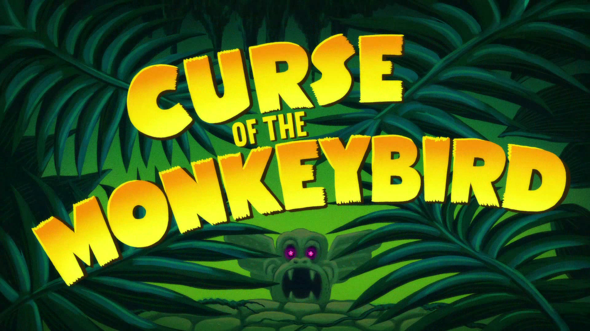 Curse of the Monkeybird