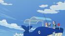 Kemono Friends 2 Ep. 3 Hollywoodedge, Large Splash Or DiveW PE127301 (2)