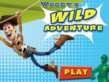 Toy Story: Woody's Wild Adventure (Online Games)