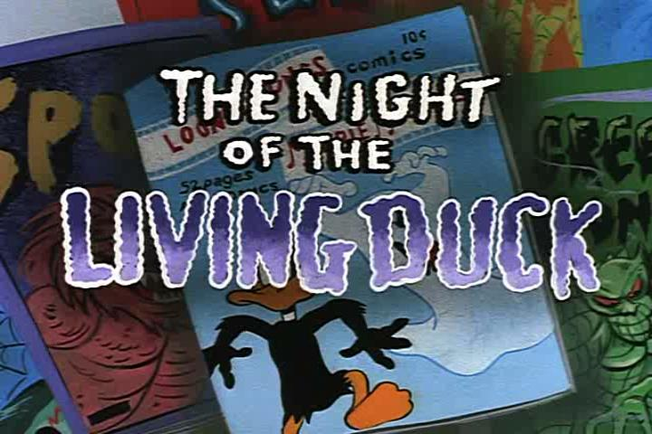 The Night of the Living Duck (1988 Short)