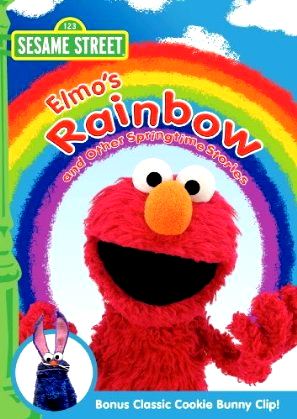 Sesame Street: Elmo's Rainbow and Other Springtime Stories (2010)