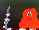 Hair-Raising Hare WB CARTOON, MONSTER - WILD MONSTER SCREAM, CREATURE 03-02