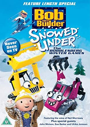 Bob the Builder: Snowed Under, The Bobblesberg Winter Games (2004)