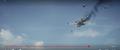 Rogue One SKYWALKER, EXPLOSION - VIOLENT, CRASH LIKE EXPLOSION, MEDIUM
