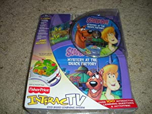 Scooby-Doo!: Mystery at the Snack Factory
