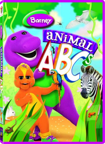 Barney: Animal ABC's (2008)