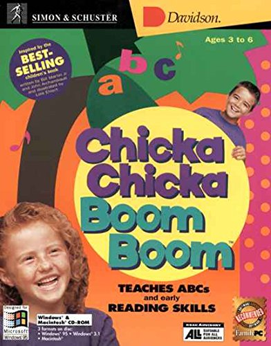 Chicka Chicka Boom Boom (1995) (PC Game)