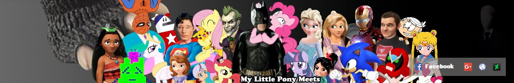 My Little Pony Meets Series