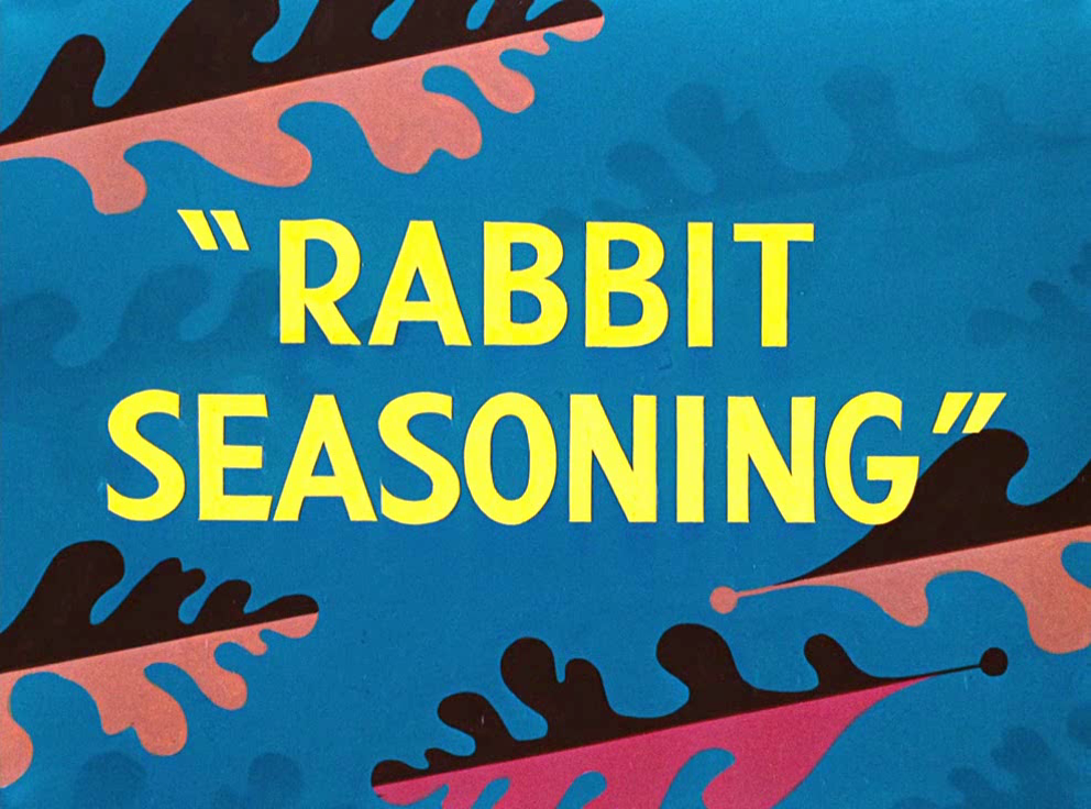 Rabbit Seasoning (1952) (Short)