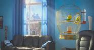 The Secret Life of Pets Trailer Hollywoodedge, Wood Door OCKnob Ratt PE180201 4