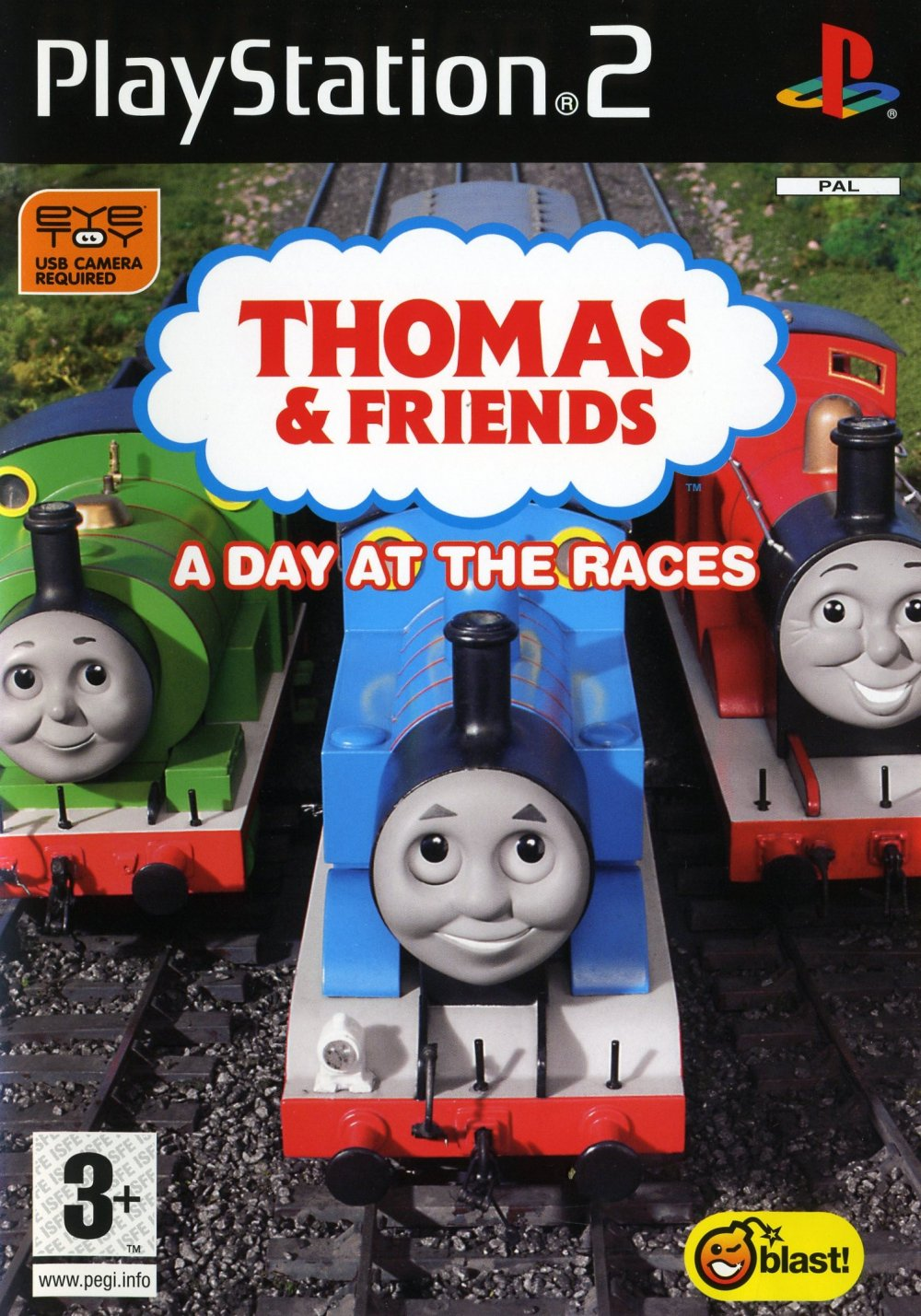 Thomas and Friends: A Day at the Races