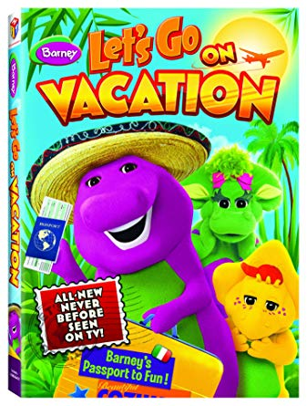 Barney: Let's Go on Vacation (2009)