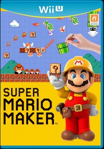 Super mario maker cover.png