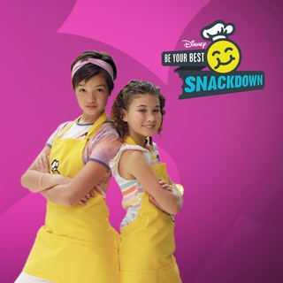 Disney Channel: Be Your Best Snackdown (Miscellaneous)