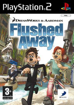 Flushed Away (2006) (Video Game)