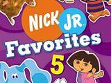 Nick Jr. Favorites Vol. 5 (2007) (Videos)