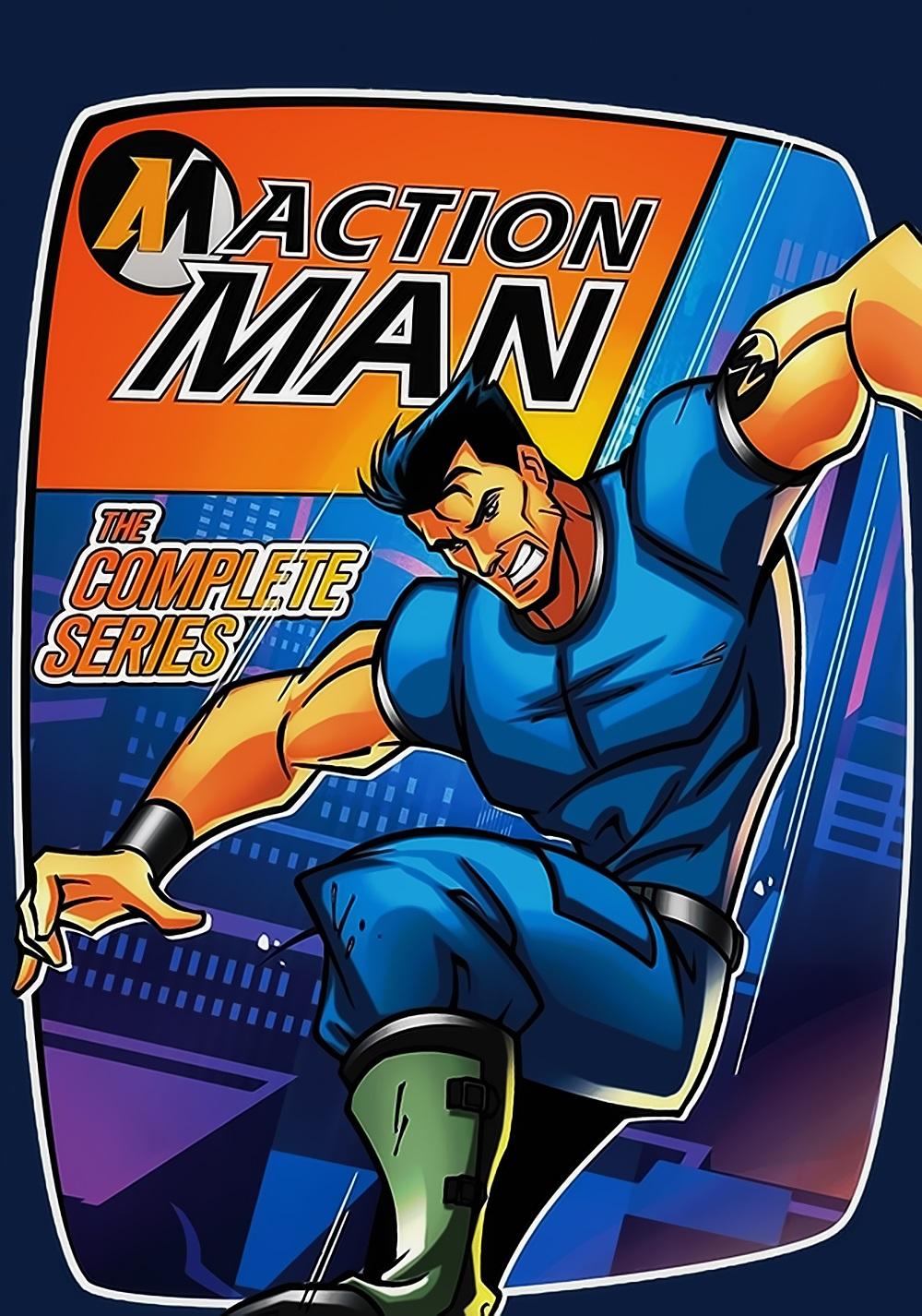 Action Man (1995 TV Series)