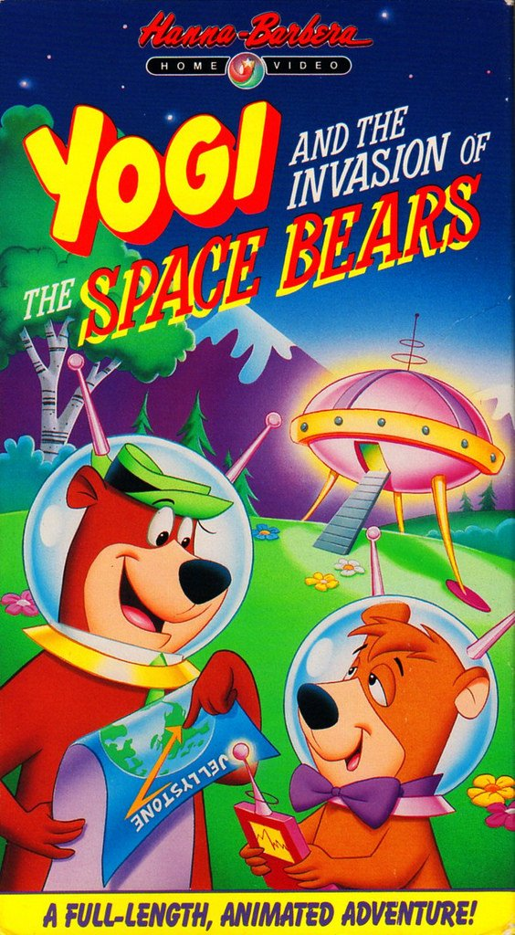 Yogi and the Invasion of the Space Bears (1988)