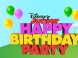Disney Junior: Happy Birthday Party (Online Games)