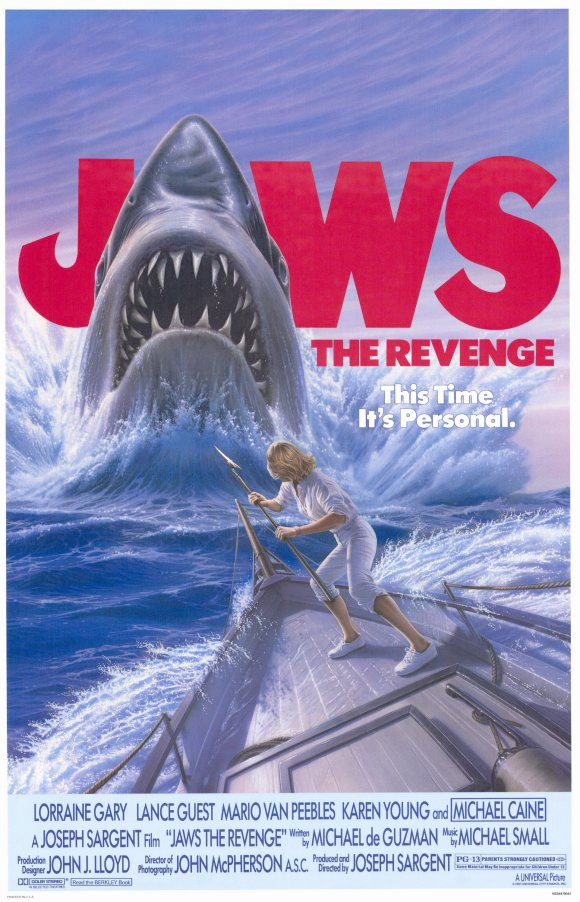 Jaws The Revenge (1987)