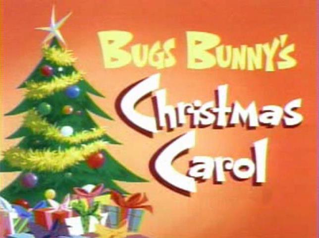 Bugs Bunny's Christmas Carol