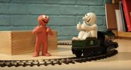 Chas Express Sound Ideas, TRAIN, CARTOON - TOY TRAIN WITH WHISTLE,