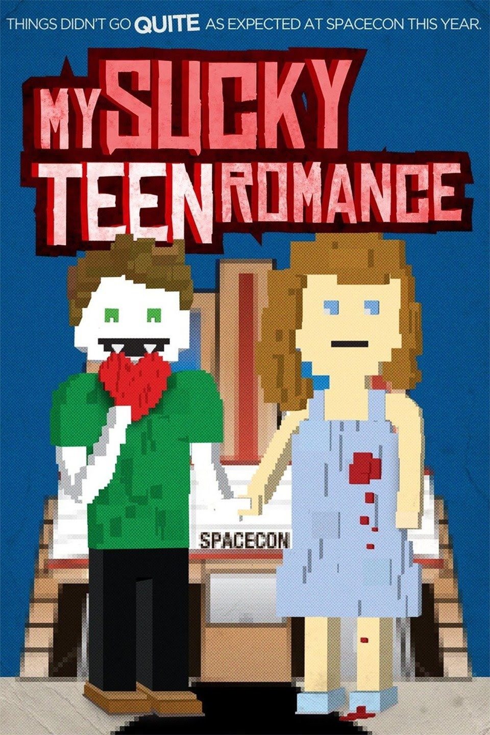 My Sucky Teen Romance (2011)