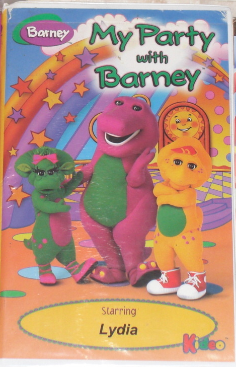 My Party with Barney (1998 video)